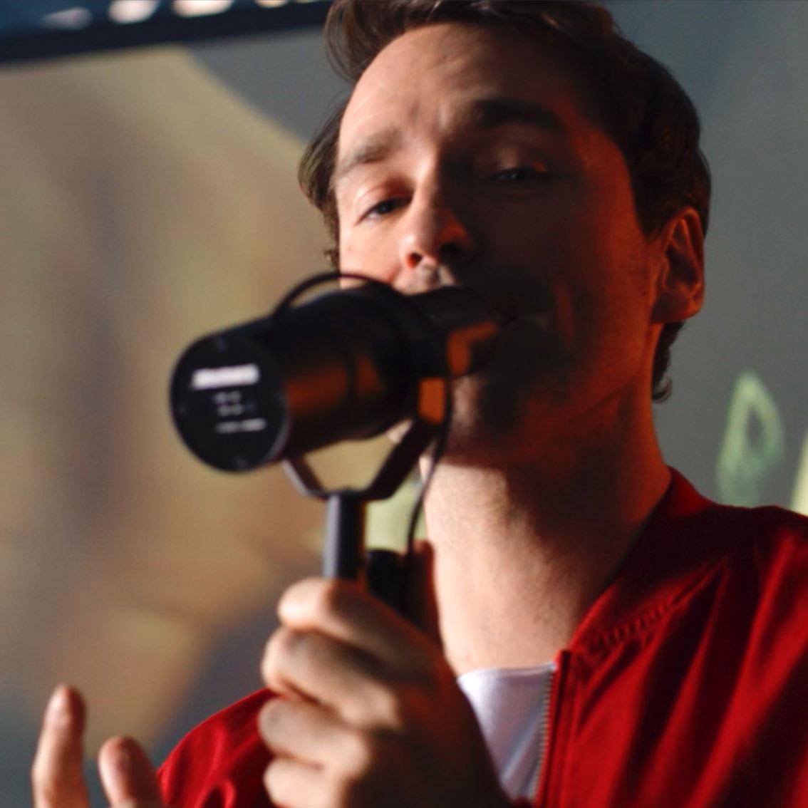 Benoby singt den Handwerk-Song